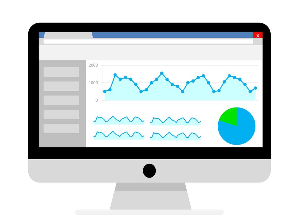 analýza webu