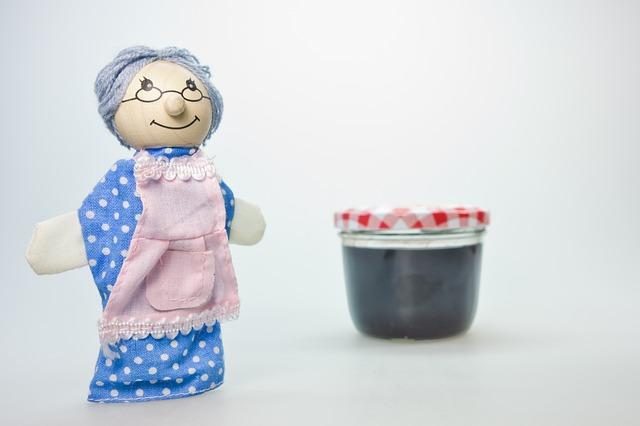 panenka babička