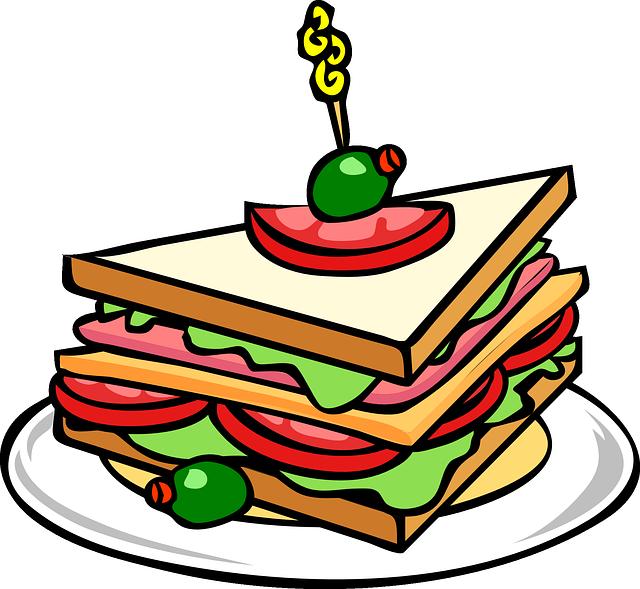 sendvičový chléb